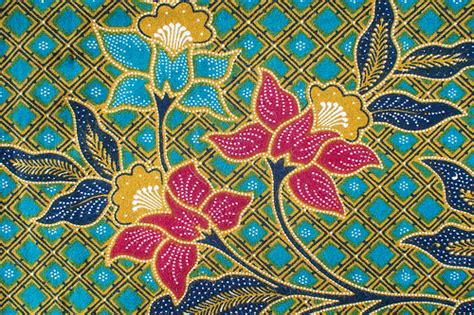 batik design style history photo
