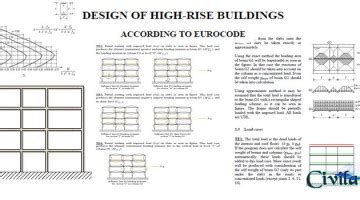 design guidelines for high rise buildings design calculations