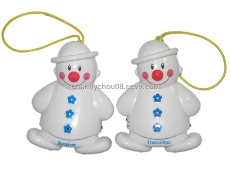 New Fetal Dopler Bestman Bf 500 baby cry detector 2 lovely snowman rd 668 china baby
