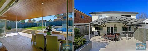 patio covers pergolas penrith hi craft home