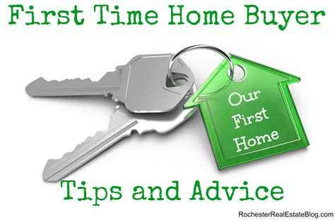 time home buyer tips and advice that must be read