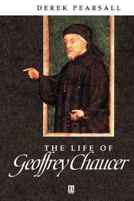 biography of geoffrey chaucer the life of geoffrey chaucer a critical biography book by