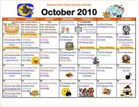 calendar of activities template post it calendar monthly autos post