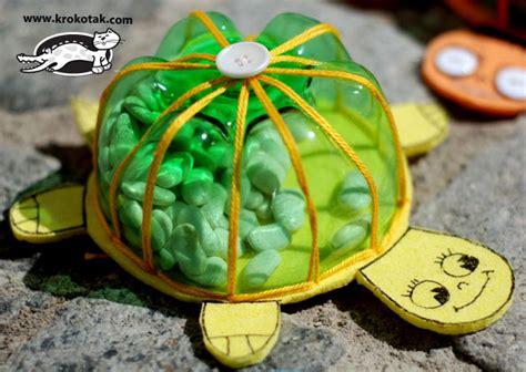 maquetas de tortugas con botella hacer tortugas con botellas de pl 225 stico recicladas ayuda