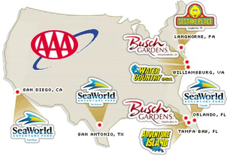 Busch Gardens Location by Image Gallery Seaworld Locations