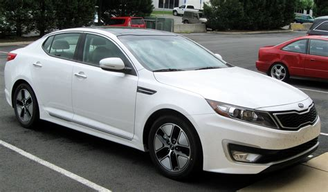 05 Kia Optima by File 2011 Kia Optima Hybrid 05 19 2011 Jpg Wikimedia