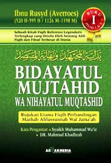 Buku Murah Bidayatul Mujtahid Wa Nihayatul Muqtashid Jilid 1 terjemahan bidayatul mujtahid secrets and lies secrets