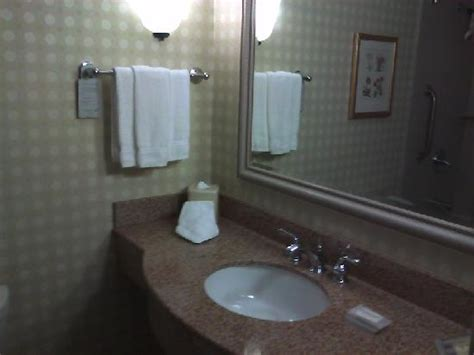 self cleaning bathroom san francisco clean bathroom picture of hilton garden inn san