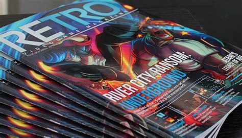 Magazine Contests And Giveaways - retro magazine giveaway contest studio mdhr