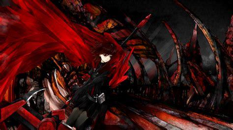 anime wallpaper hd red 1080p rwby wallpaper wallpapersafari