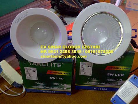 Downlight Led 18w 18watt Ob Kotak light led series