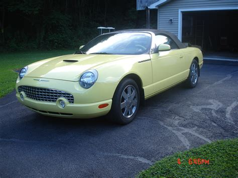 2002 ford thunderbird 2002 ford thunderbird pictures cargurus