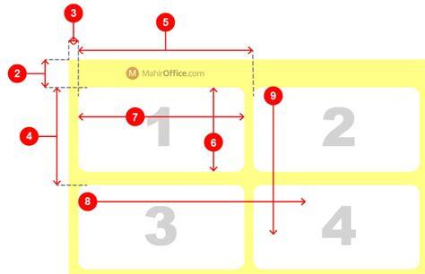 cara membuat label undangan 3 kolom 4 baris cara membuat print label undangan otomatis pada word
