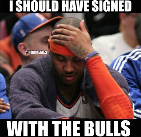 Carmelo Anthony Meme - carmelo anthony memes