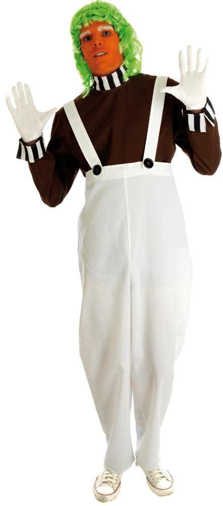Tinky Chocolate Shoes umpa lumpa fancy dress willy wonka oompa loompa costume ebay