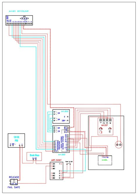 aviation intercom wiring diagram intercom circuit diagram