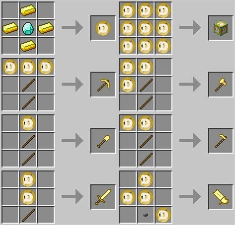 crafting for doge mod 1 7 10 9minecraft net