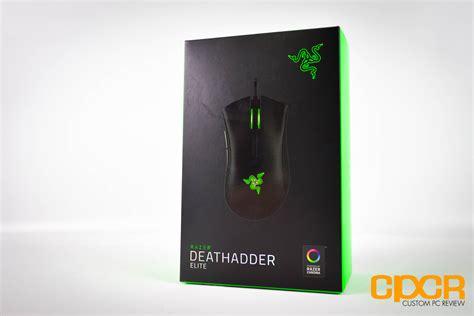 Mouse Razer Deathadder Elite razer deathadder elite review gaming mouse custom pc