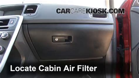 How To Check Cabin Air Filter by Cabin Filter Replacement Volvo S60 2011 2014 2012 Volvo