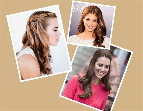 Half Pinned Hairstyles by Hairstyles For Salwar Fashionpro