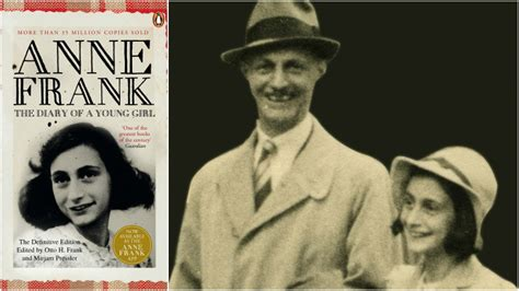 small biography of anne frank anne frank s diary now has a co author bookstr