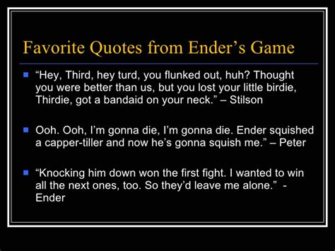 quotes from ender s show quotes image quotes at hippoquotes