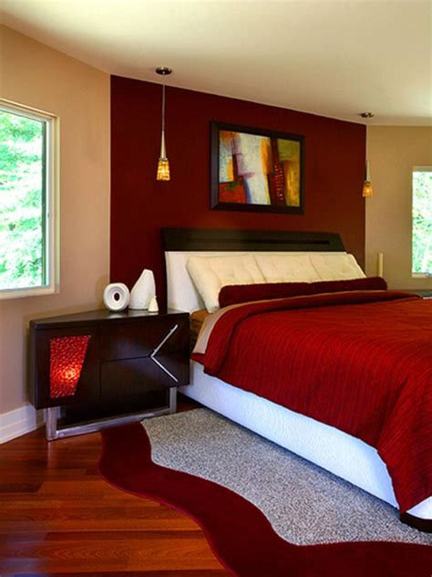 monochromatic style   bedroom  color  meanings