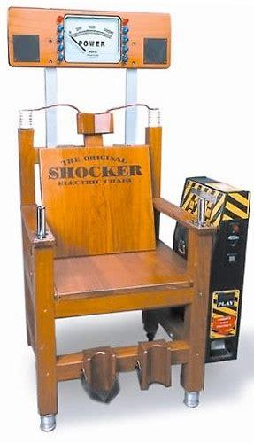 electric chair arcade fast paced events amusement arcade rental san