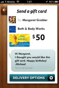 Walgreens Gift Card Mall - gyft is moving the plastic gift card industry to your iphone techcrunch