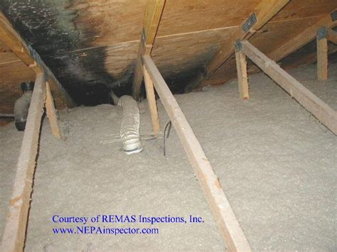 bathroom vents into attic vent bathroom fan into attic bath fans