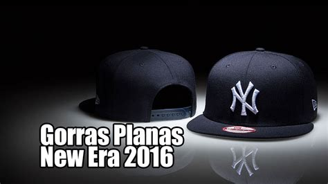 gorras planas new era gorras planas new era 2016