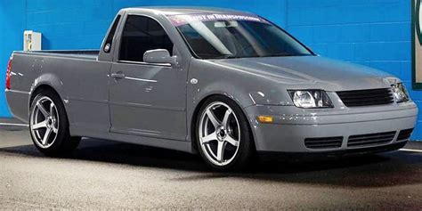 volkswagen golf truck a turn an vw jetta into a truck in