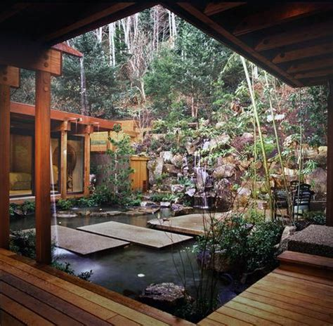 backyard features ideas unique water feature ideas for luxury garden
