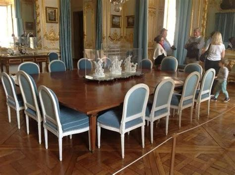 dining room picture of chateau de versailles versailles
