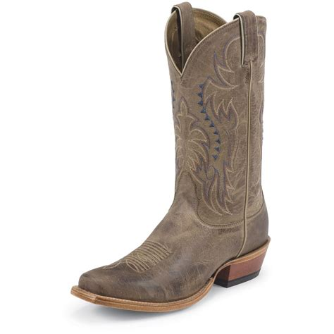 s nocona boots s nocona 174 12 quot vintage cow boot 578416 cowboy