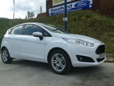 ford fiesta  powershift automatic  vehicle sold  seaford ford sussex youtube