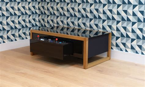 Nucleus   surface tension   Contemporary Arcade Coffee Table