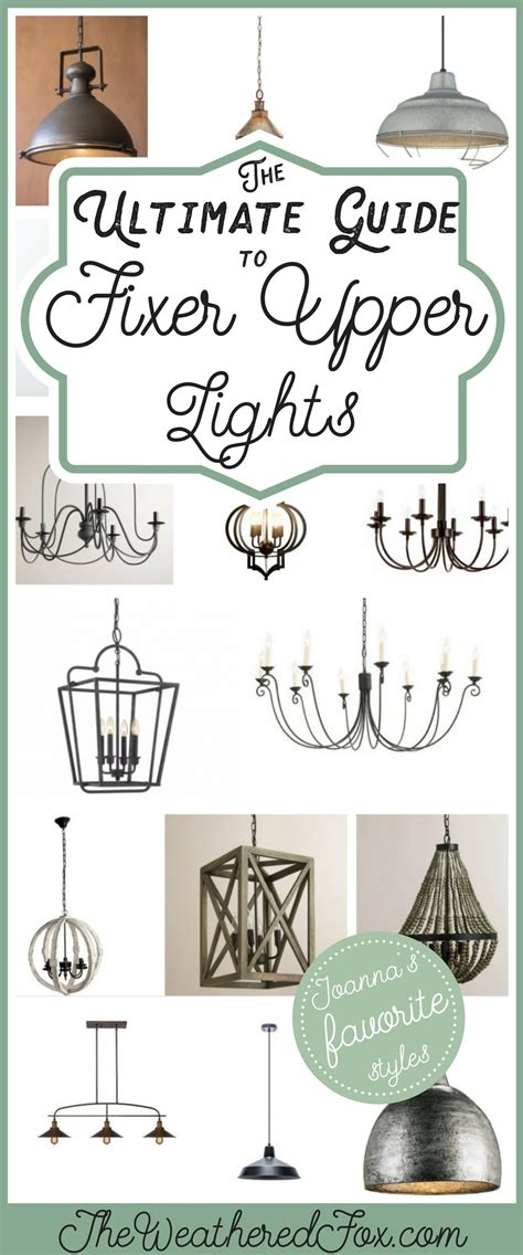fixer light fixtures fixer lighting for your home the weathered fox