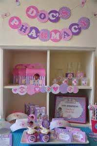 doc mcstuffin decorations doc mcstuffins birthday planning ideas supplies