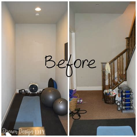 how to make and install a ballet barre design diy