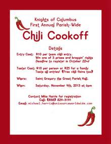 Chili Cook Flyer Template by 10 Best Images Of Chili Cook Poster Templates Chili