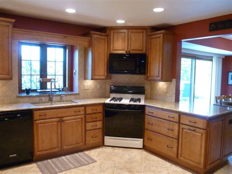 kitchen design milwaukee brookfield kitchen dining laundry remodel traditional kitchen milwaukee by kitchen