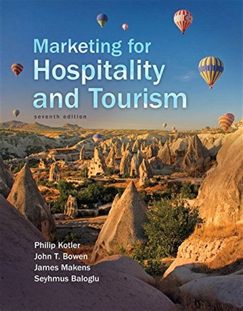 cheapest copy of marketing for hospitality and tourism 7th edition by philip t kotler t