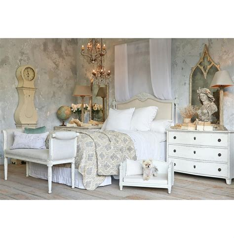 Country Headboard by Louis Xvi Country Linen Upholstered Headboard Kathy Kuo Home
