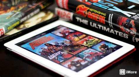 best comic readers best comic book reader apps for iphone and imore