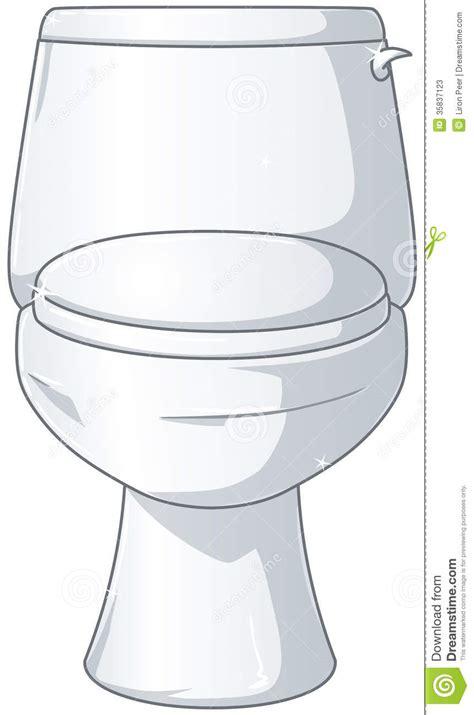 Spotless House white shiny toilet stock photos image 35837123