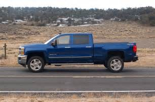 2500hd Chevrolet 2015 Chevrolet Silverado 2500hd Ltz Side Profile Photo 20