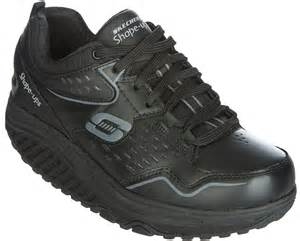 Womens Comfort Work Shoes Skechers Womens Perfect Comfort Shape Ups Ebay