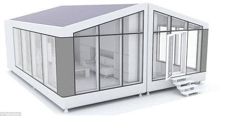 ideal house temperature modular 3d printed home could withstand zombie apocalypse daily mail online