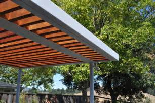 Porch Awning For Sale Steel And Wood Arbor Modern Patio San Francisco By